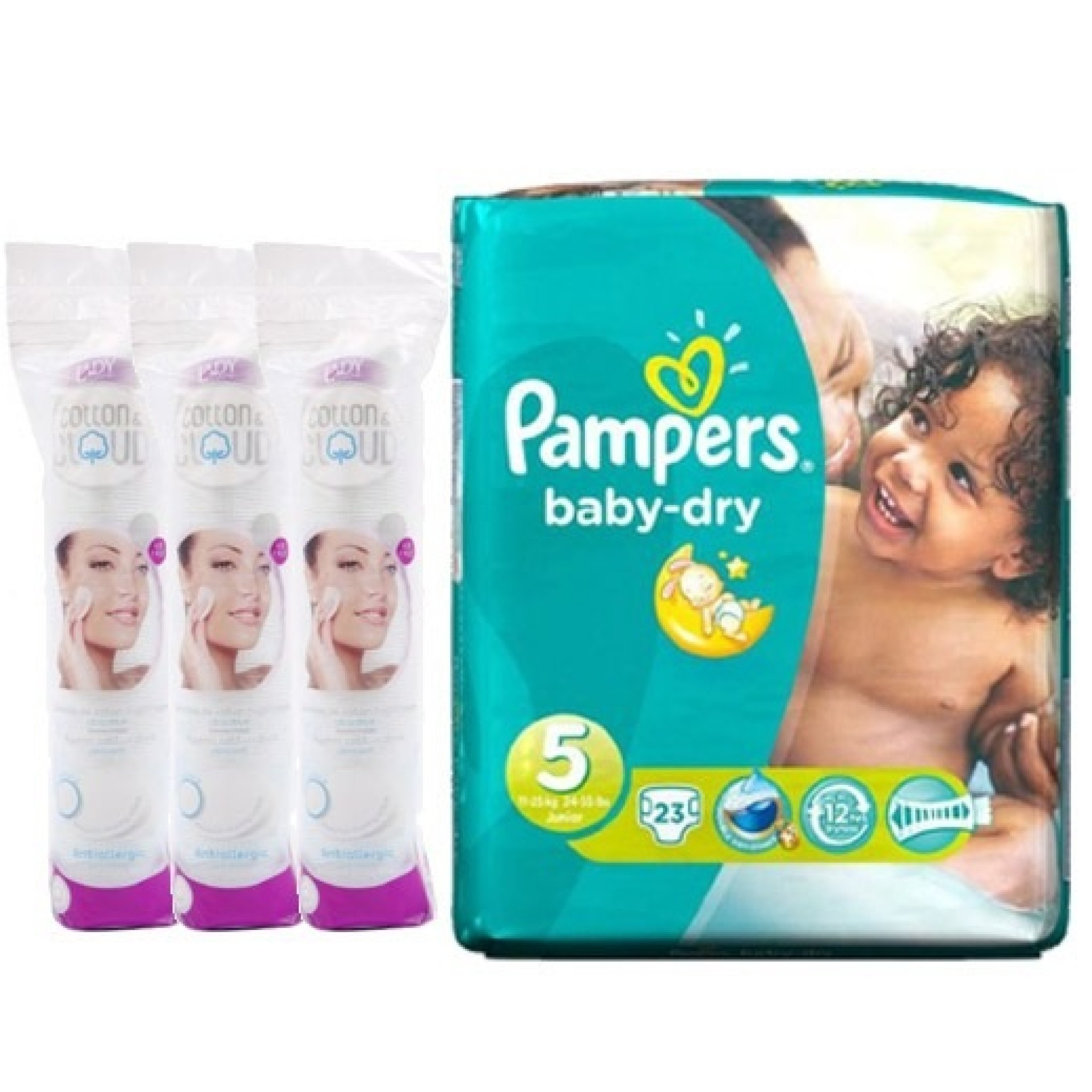 Pampers Baby-Dry 5 *23
